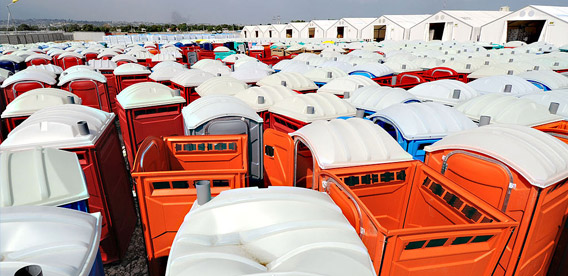 Champion Portable Toilets in Westminster, CA